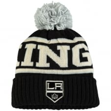 NHL Los Angeles Kings Face Off Team Cuffed Pom Knit