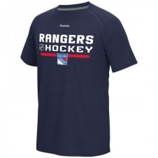 NHL New York Rangers Center Ice Locker Room T-Shirt
