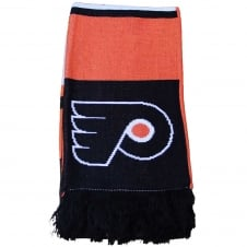 NHL Philadelphia Flyers Face Off Scarf