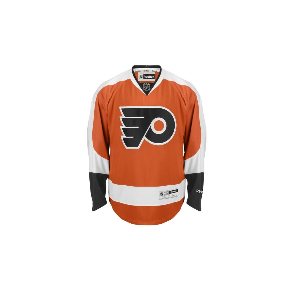 e2ed235c7 Reebok NHL Philadelphia Flyers Home Premier Jersey - Teams from USA ...