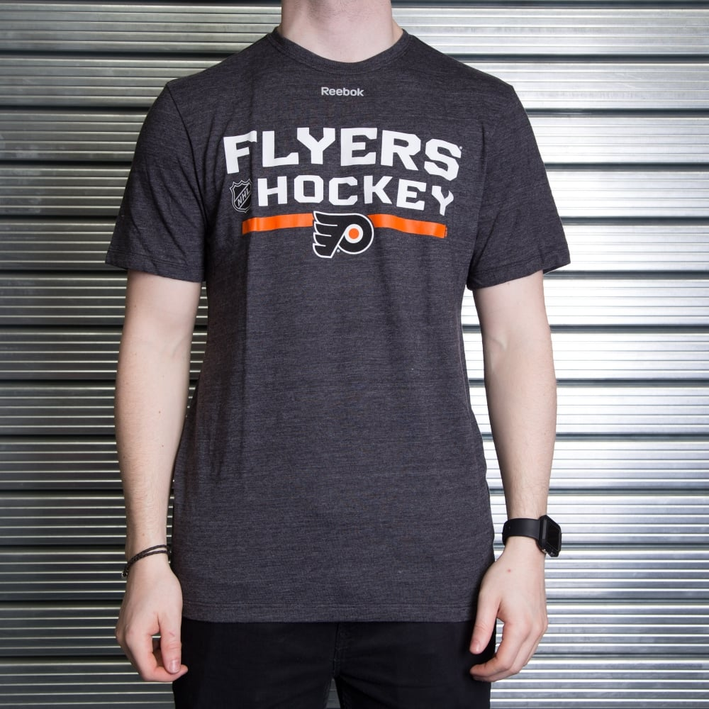 Reebok NHL Philadelphia Flyers Locker Room T-Shirt - Teams from USA ... 322f1c216