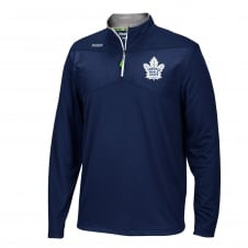 NHL Toronto Maple Leafs Center Ice 1/4 Zip Top