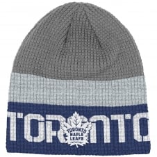 NHL Toronto Maple Leafs Center Ice Beanie Knit