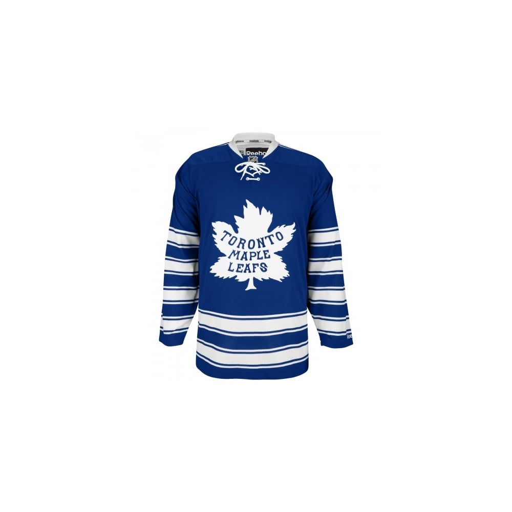 online store ff7c3 5a131 NHL Toronto Maple Leafs Winter Classic Premier Jersey
