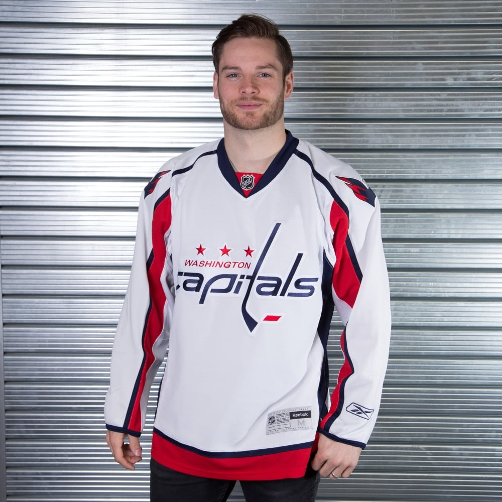 6c93880922848 NHL Washington Capitals Away Premier Jersey