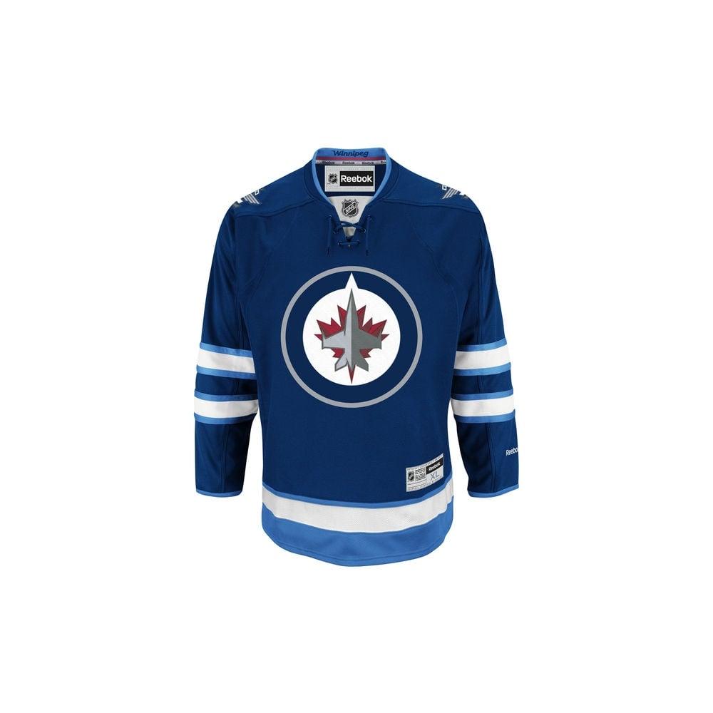 meet f2c14 9be1b NHL Winnipeg Jets Home Premier Jersey