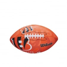 NFL Cincinnati Bengals Team Logo Junior Football