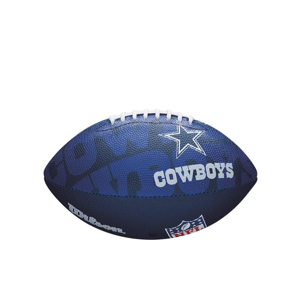 814e375b NFL Dallas Cowboys Team Logo Junior Football