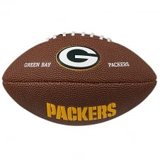 NFL Green Bay Packers Mini Soft Touch Football