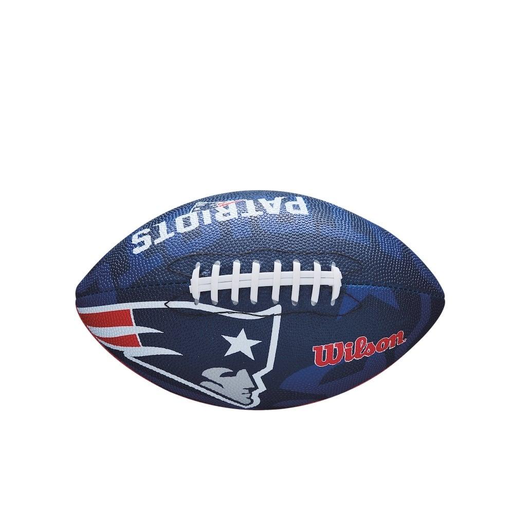 Wilson NFL New England Patriots Team Logo Junior Football - Teams ... 191cff65f10