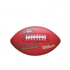 NFL San Francisco 49ers Team Logo Junior Football