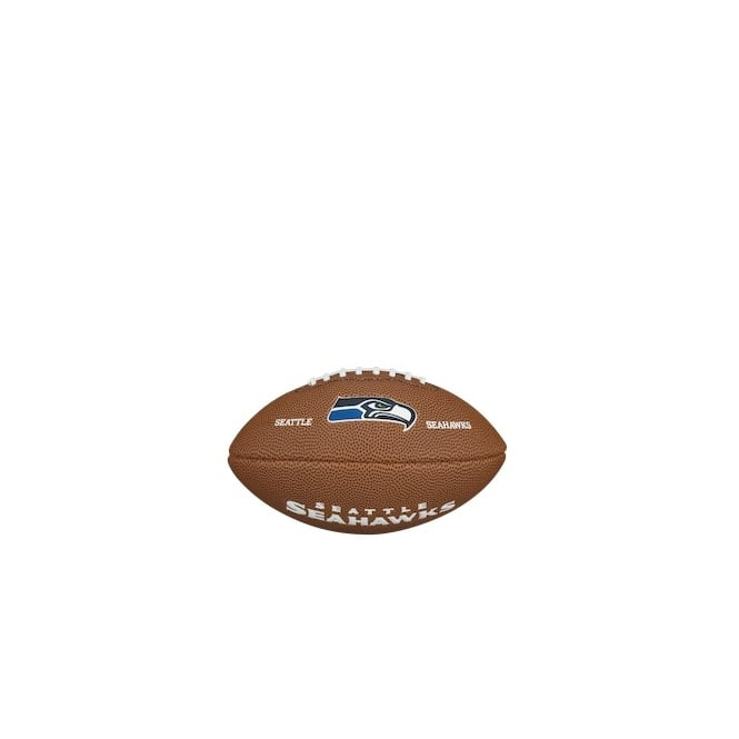 Wilson NFL Seattle Seahawks Mini Soft Touch Football