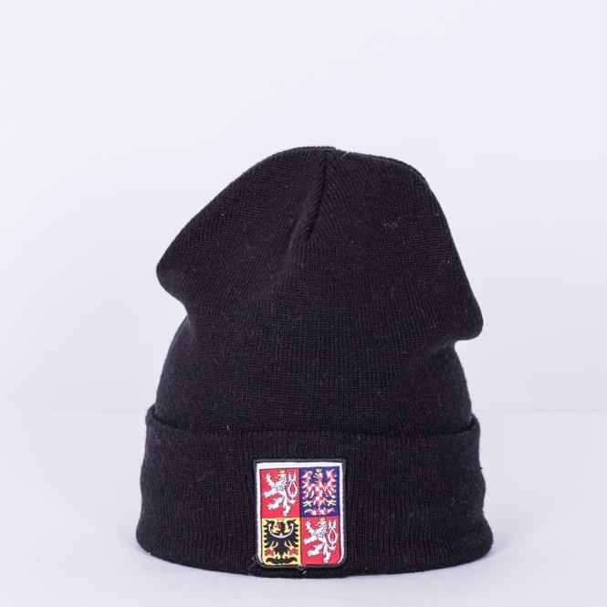 Mitchell & Ness World Cup Of Hockey Team Czech Republic Solid Cuffed Knit