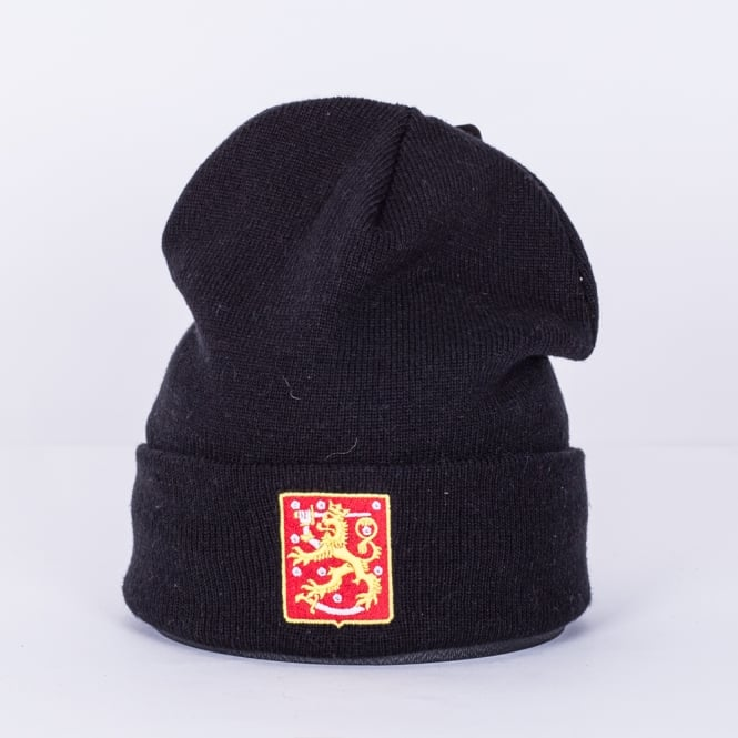 Mitchell & Ness World Cup Of Hockey Team Finland Solid Cuffed Knit
