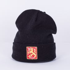 World Cup Of Hockey Team Finland Solid Cuffed Knit